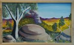 Landscape - original painting by Bob Sutor